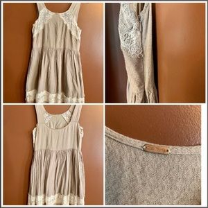 Vintage style. Lace. 1920. Free people size small